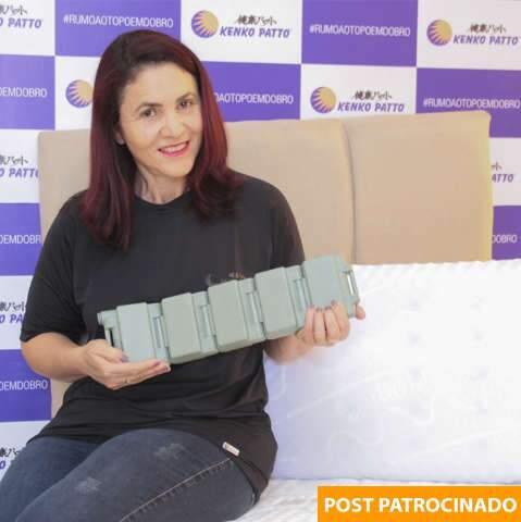 Só a Kenko Patto traz à você mais saúde e descanso com a terapia eletromagnética