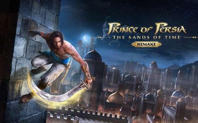 Prince of Persia: The Sands of Time Remake foi adiado