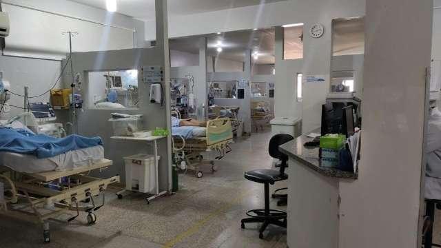 Sem receber da prefeitura, terceirizada ameaça recusar pacientes em UTI