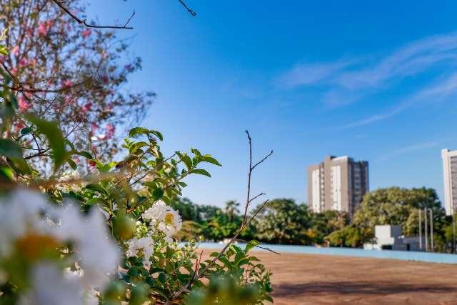 Meteorologia prevê sábado com calor de 35°C em Campo Grande