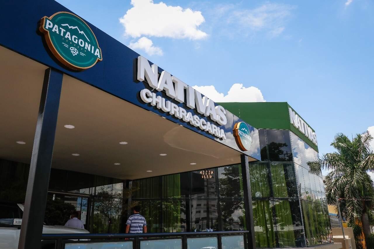 Em poucos meses de funcionamento, Nativas Grill já é sucesso em Campo Grande (Foto: Henrique Kawaminami)