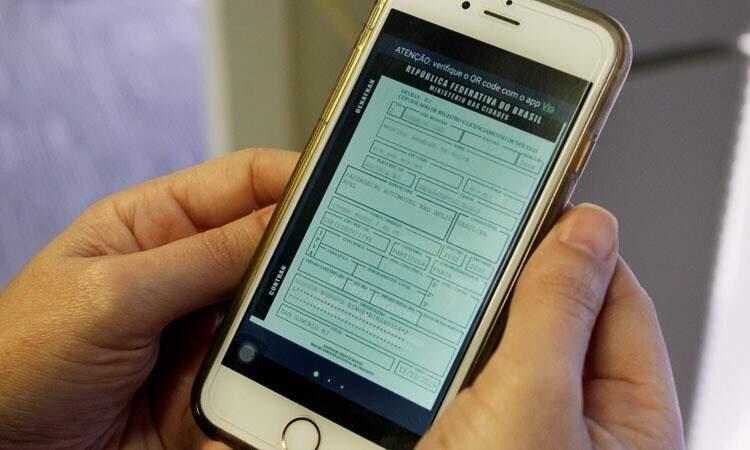 Documento será digital e unificado em todo país (Foto: Divulgação/Detran)
