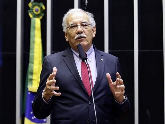 O deputado federal Luiz Ovando, por enquanto nos quadros do PSL, pelo qual foi eleito. (Foto: Arquivo)