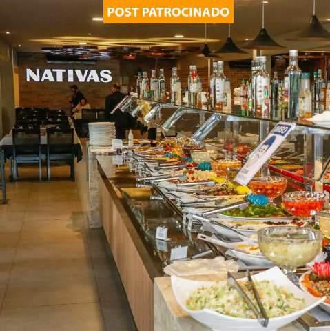 Em 2021, o jantar na Nativas Grill sai por apenas R$ 49,90
