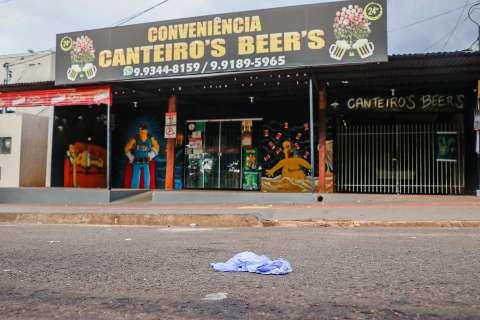 Pivô de morte de comerciante, ex-mulher diz que assassino telefonou após crime