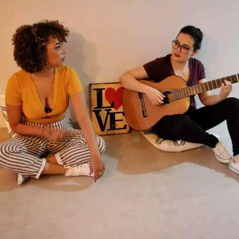 Do funk ao lounge, parceria vira projeto dos sonhos para Nária e Lais