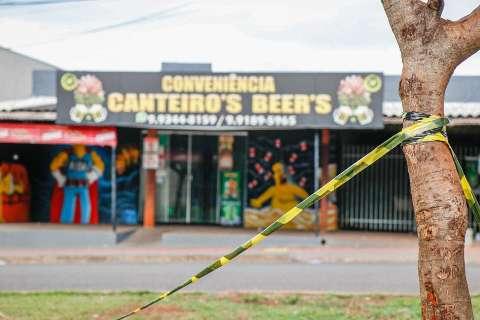 Polícia pede prisão preventiva e está em caçada a assassino de comerciante