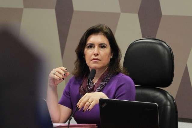 MDB confirma Simone Tebet para 'duelo' pela presidência do Senado