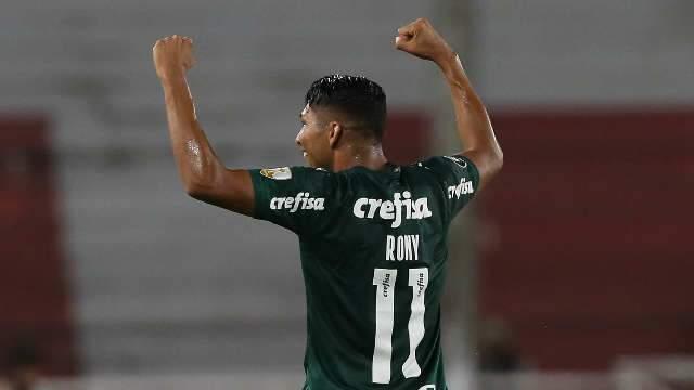 Palmeiras recebe River Plate por vaga na final da Libertadores da América