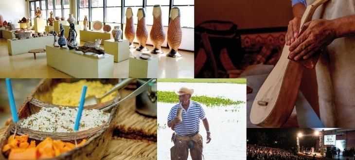 Cultura regional, patrimonial e social também teve destaque (Foto: Divulgação/FCMS)