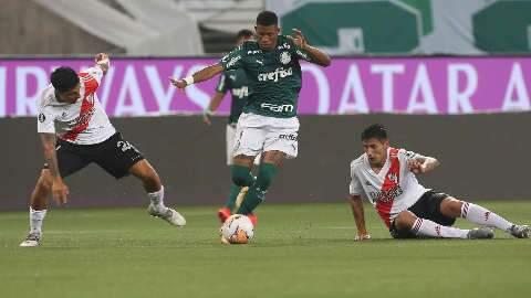 Palmeiras perde para o River Plate, leva sufoco, mas vai à final da Libertadores