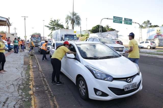 Detran arrecada 23 milhões com multas e usa menos de 10% para educar no trânsito