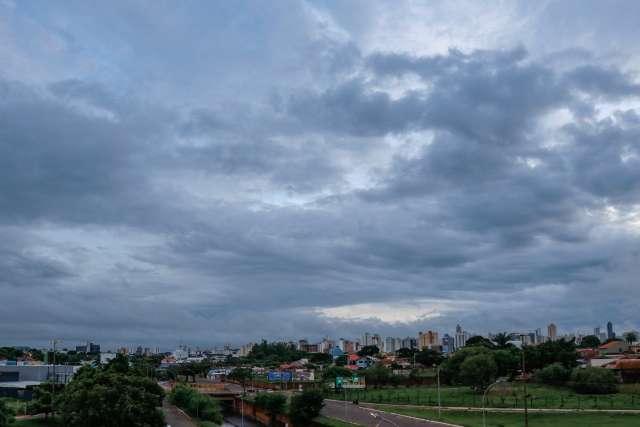 Prepare o guarda-chuva: previsão é de temporal em MS nesta quinta-feira