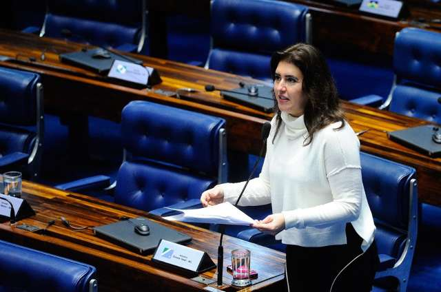 Simone Tebet conta com votos de dissidentes para se eleger presidente