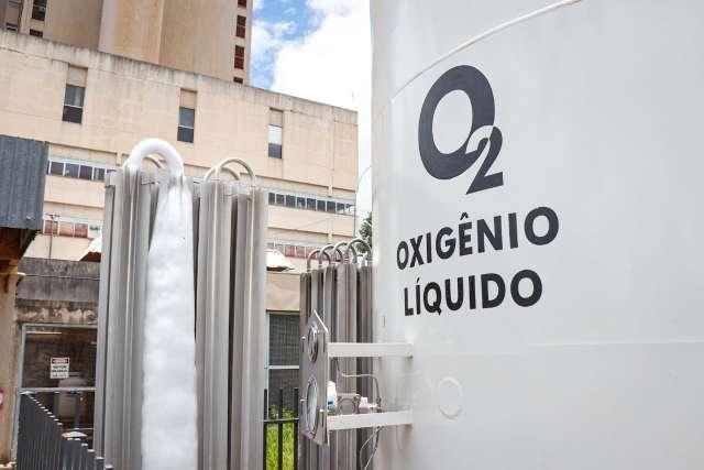 MS está livre do risco de falta de oxigênio, dizem empresa e hospitais