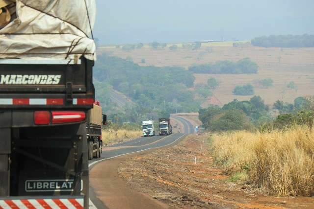 Governo publica nova tabela do frete rodoviário com reajuste de até 2,51%
