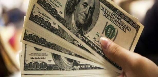 Dólar sobe com risco fiscal e vai a R$ 5,34; real tem pior desempenho
