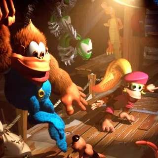 Donkey Kong Country 3: vale os 105% e nunca cansa