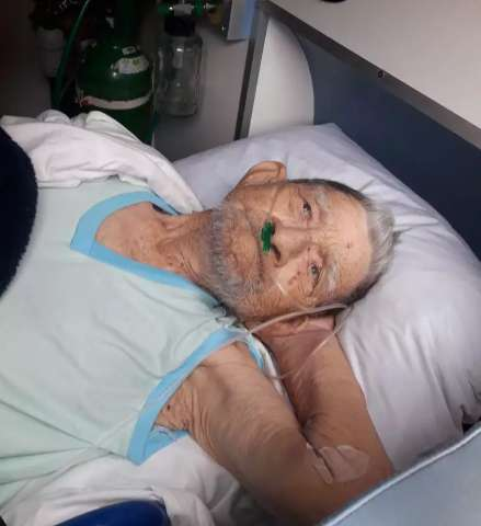 Ninguém acredita, mas Bento se curou da covid-19 aos 102 anos