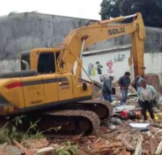 Construtora é condenada a pagar R$ 20 mil por demolir imóvel na madrugada