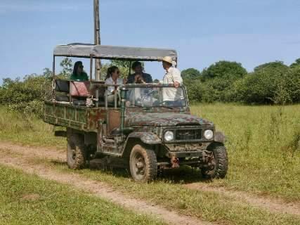 O Pantanal te espera, não importa se o período é de cheia ou de seca
