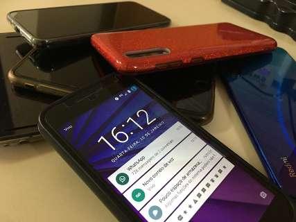 Com apenas um aparelho para todo MS, laudo de perícia em celular leva 1 ano