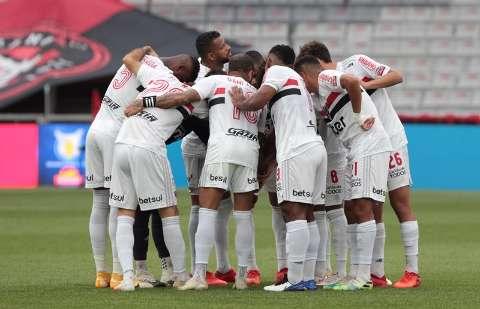 Brasileirão tem São Paulo x Internacional valendo a liderança e mais 5 partidas