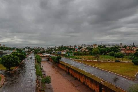 Inmet renova alerta de temporal no janeiro mais chuvoso dos últimos 5 anos