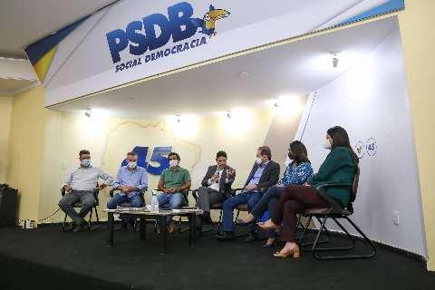 Presidente tucano aponta MS 'protagonista' e anuncia apoio a Baleia Rossi