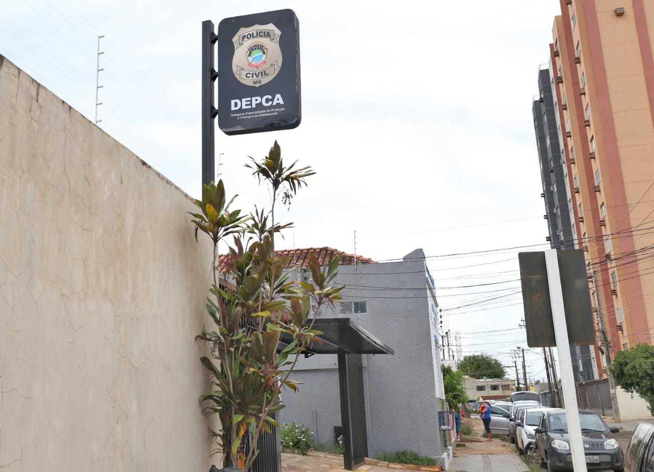 Caso foi registrado como estupro de vulnerável na Delegacia de Proteção à Criança e ao Adolescente. (Foto: Paulo Francis)