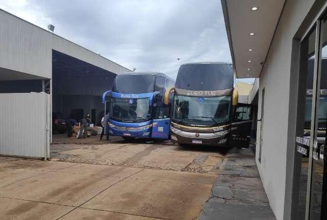 Para disfarçar droga, empresas de ônibus levavam turistas de graça a santuário