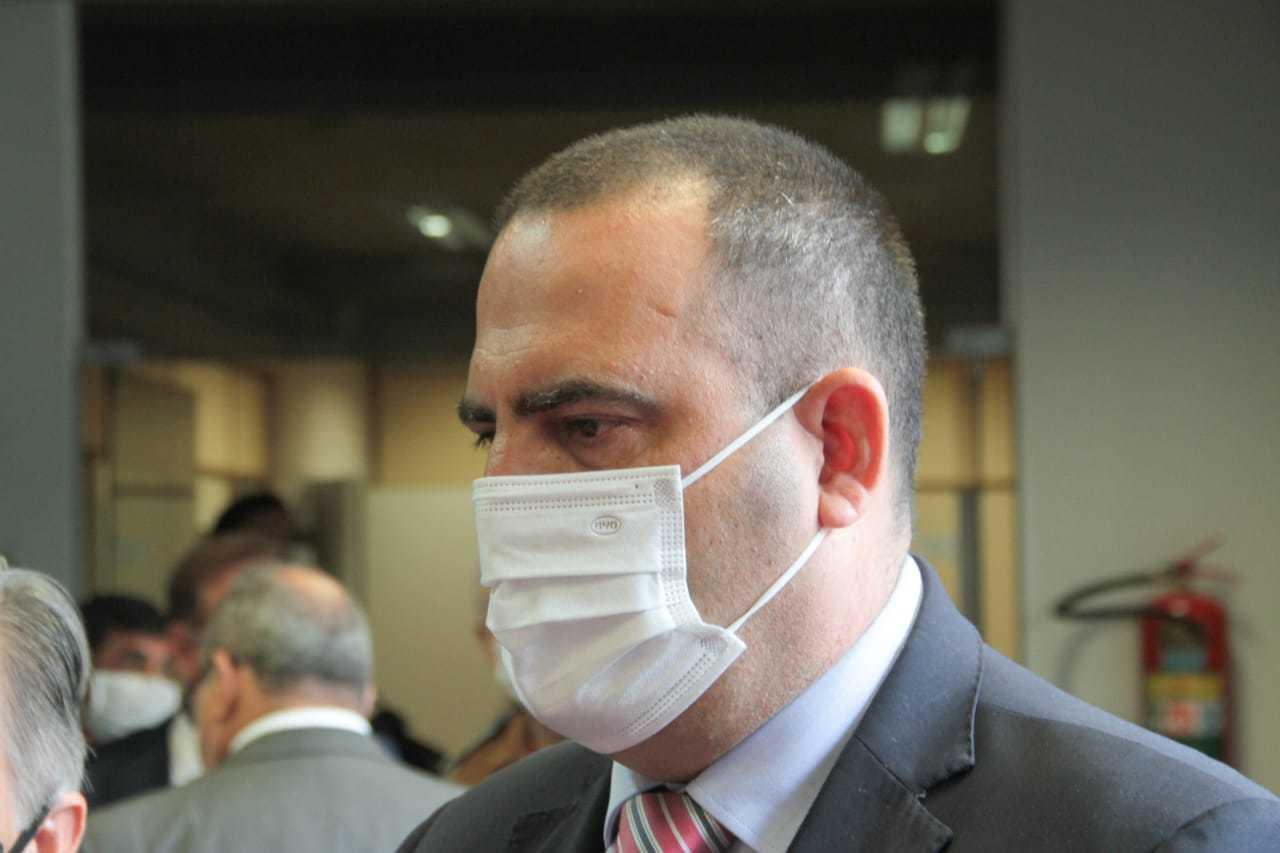 Secretário Nacional Segurança Pública, Carlos Renato Machado. (Foto: Marcos Maluf)