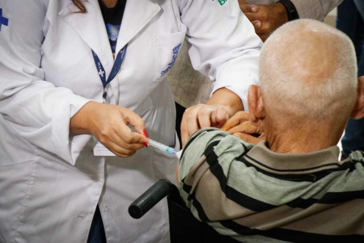 Vacinação será fiscalizada pelo MPMS (Foto: Henrique Kawaminami/Arquivo)