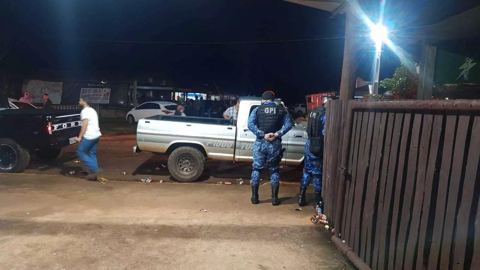 Guarda encerrou festa após denúncias por telefone (Foto: Divulgação/GCM)