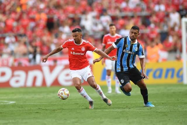 Flamengo, Palmeiras e clássico Gre-Nal são os destaques do domingo