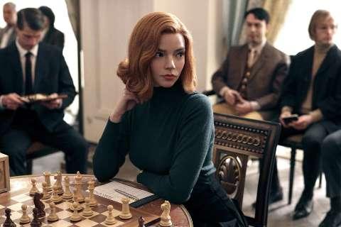 """""""O Gambito da Rainha"""" faz disparar procura de meninas pelo xadrez"""
