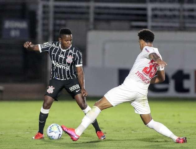Corinthians encerra rodada diante do Red Bull Bragantino nesta noite