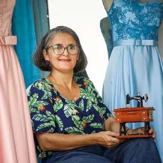 Figurinista, Débora trocou medo de bala perdida pela paz de MS