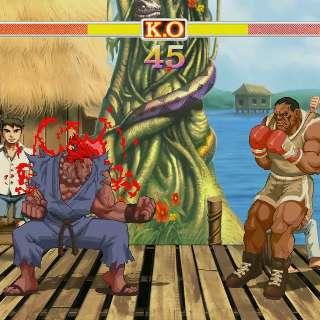 Ultra Street Fighter 2 reviveu o clássico no Nintendo Switch