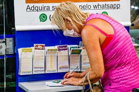 Mega-Sena acumula em R$ 4 milhões e quadra sai para 27 apostas em MS