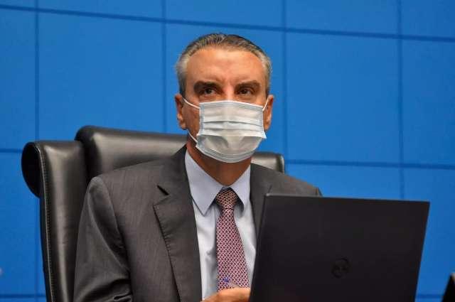 Murilo desiste de assumir governo e Paulo Corrêa fica no lugar de Reinaldo