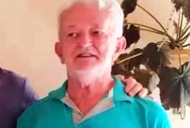 Sidnei Peixoto de Lima desapareceu após ser chamado para corrida na fronteira (Foto: Reprodução)