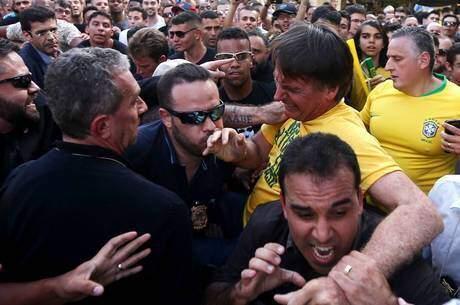 Deputado lembrou de facada durante campanha de Jair Bolsonaro, para comentar ação no TSE. (Foto: Conteúdo Estadão)