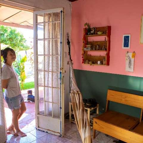 Escolhas que despertam afeto transformaram essa casa alugada