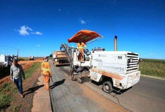 Produtores rurais reclamam da qualidade do servido já realizado pela Way-306 - (Foto: Divulgação)