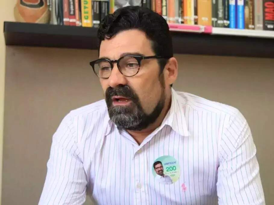 O procurador de Justiça Sérgio Harfouche, que dará palestra no Maranhão. (Foto: Arquivo)