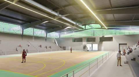 Governador autoriza construção de poliesportivo e reforma de escola