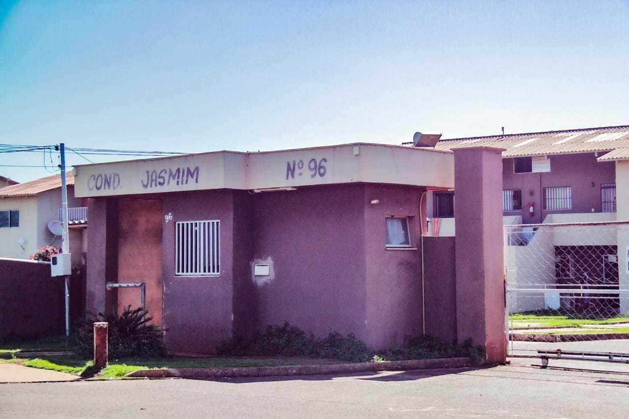 Condomínio Jasmin, em que vídeo foi gravado nesta quinta-feira (18). (Foto: Silas Lima)