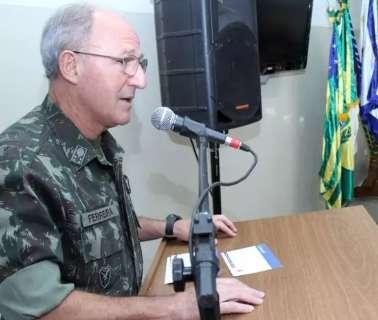 General que chefiou Exército em MS vai presidir Itaipu