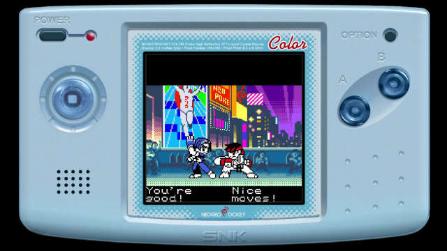 Confira a análise de SNK vs Capcom: The Match of the Millenium